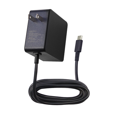AmazonBasics Dual Voltage AC Charger for Nintendo Switch