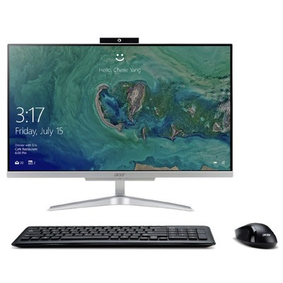 Get everything you need in the $550 Acer Aspire all-in-one desktop