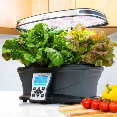 Grow herbs and veggies right in your kitchen with $80 off the AeroGarden Ultra