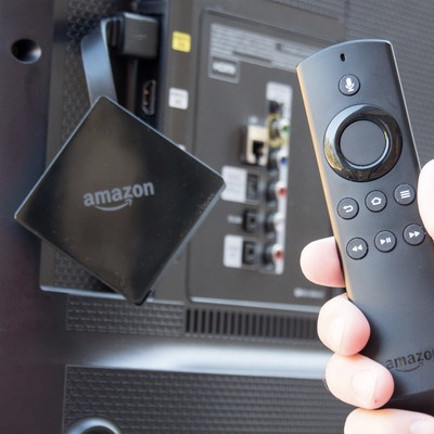 Stream in 4K with Amazon Fire TV devices from just $25 today only