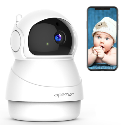 Apeman Wireless 1080p Home Security Camera