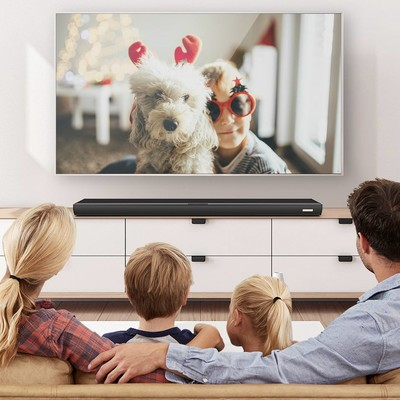 Add some big sound to your TV with the discounted BlitzWolf Bluetooth sound bar at 35% off