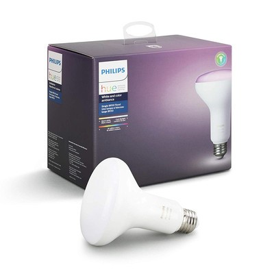 Philips Hue BR30 dimmable LED smart flood light