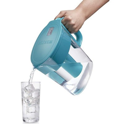 Keep your family hydrated with up to a third off Brita pitchers and water filters