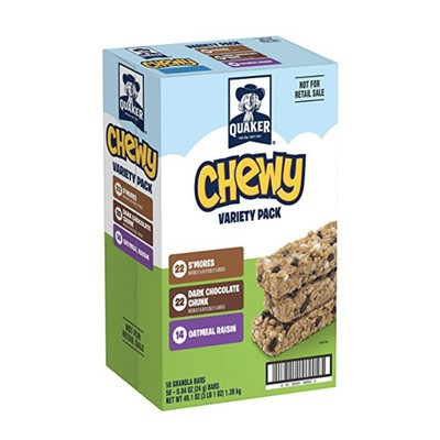 Stock up on granola bars with this 58 pack for under 10 thrifter stock up solutioingenieria Choice Image