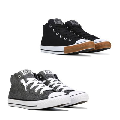 5120207049c6d3 Famous Footwear has Converse Chuck Taylor Men s All Star Street Mid Top  Sneakers starting at  30