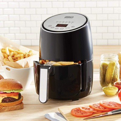 Make fried foods sans the guilt with a discounted Dash Air Fryer