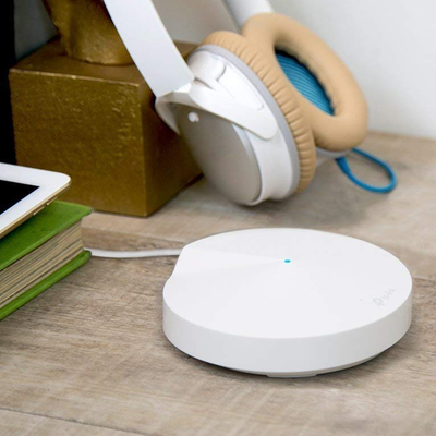 Grab TP-Link's Deco M5 mesh networking system with an Echo Dot for $150 total