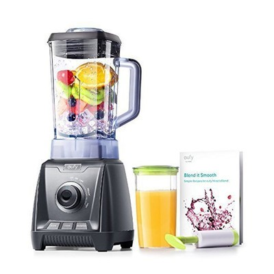 Master smoothies, sauces, and more with $50 off the Eufy MiracleBlend D1 High-Speed Blender