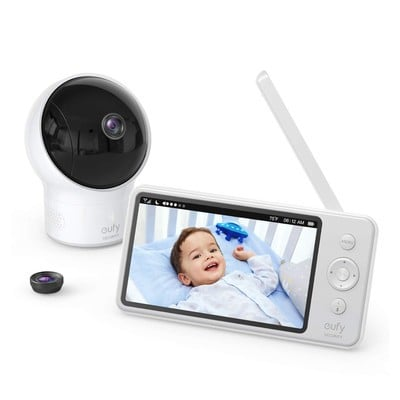 Eufy space view baby monitor