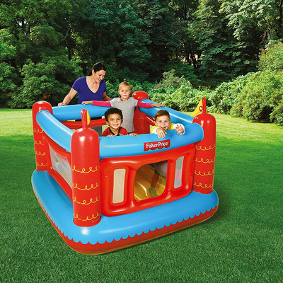 Little ones can jump for joy in the $45 Fisher-Price Bouncetastic Inflatable Bouncer