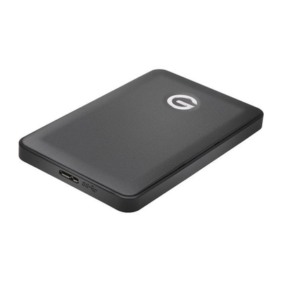 G-Technology 1TB G-DRIVE USB 3.0 mobile Hard Drive with USB Type-C and USB Type-A Cables