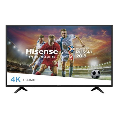Grab the Hisense 43-inch 4K TV for $240 today