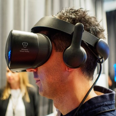 Samsung's HMD Odyssey mixed reality headset is down to its lowest price