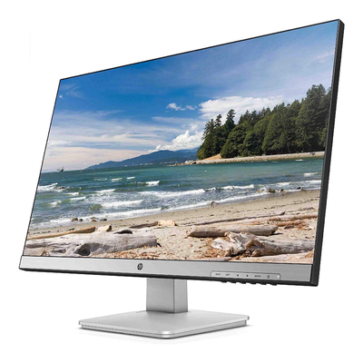 Add 27 inches of screen real estate to your setup with $70 off this refurb HP QHD monitor