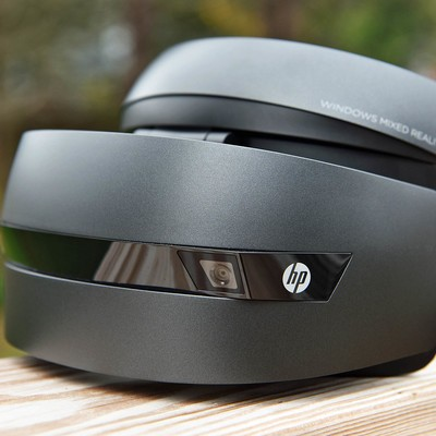Grab this HP mixed reality headset with motion controllers for just $175