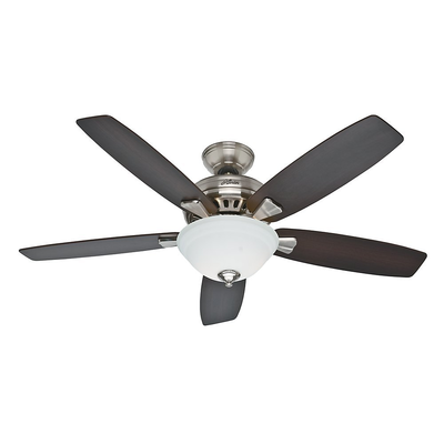 This 97 banyan 52 inch brushed nickel ceiling fan features a im a fan aloadofball Images