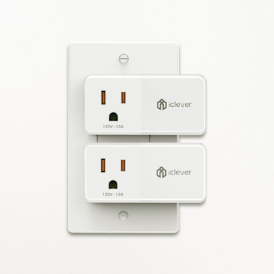 iClever 2-pack Smart Plugs