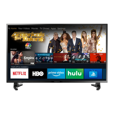 Catch up on your favorite shows with up to $130 off Insignia and Toshiba Fire TV Edition models