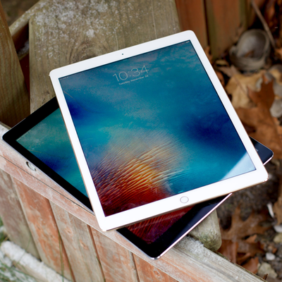 This one-day deal snags you an Apple Certified Refurbished 12.9-inch iPad Pro for just $550