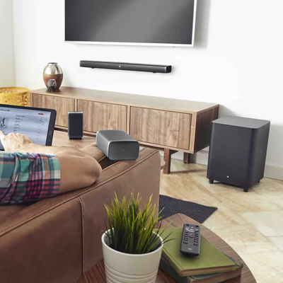 This one-day sale on JBL Bar 3.1 and 5.1 Soundbars can upgrade your home audio