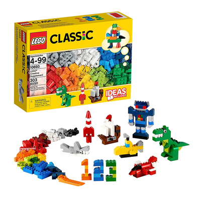 Make Lego ideas come to life with the $12 Classic Creative Supplement set