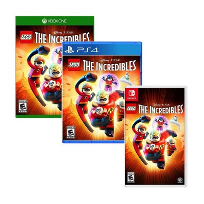 Lego Disney Pixar's The Incredibles (PS4, Xbox One, Switch)