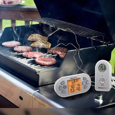 ThermoPro TP22 digital wireless remote meat thermometer