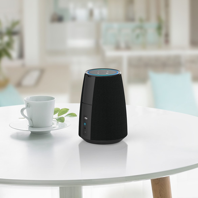 308c27ee4afd Convert your Amazon Echo Dot to a portable smart speaker for only  24