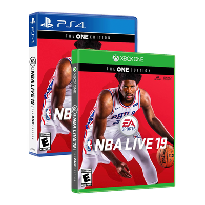 NBA Live 19 for PlayStation 4 and Xbox One