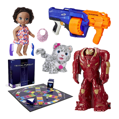 Score some of the hottest Cyber Monday toy deals on Nerf, Hasbro, Transformers, and more