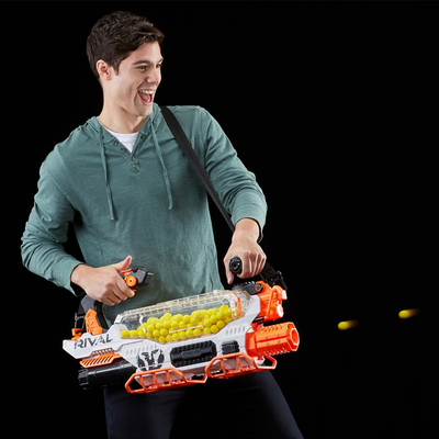 Scare away the neighbors with the $85 Nerf Rival Prometheus MXVIII-20k blaster