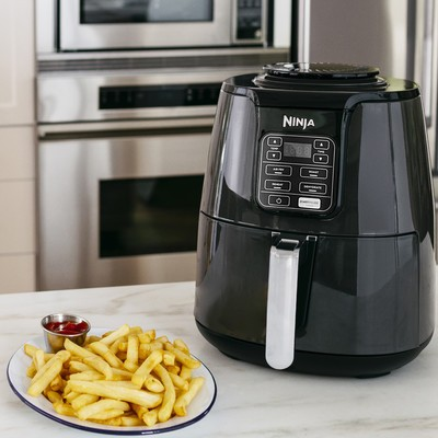 Treat yourself to tasty food sans the grease with $30 off this Ninja 4-Quart Air Fryer