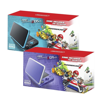 08fbdfe7431f Game on-the-go and take $20 off the New Nintendo 2DS XL with Mario Kart 7