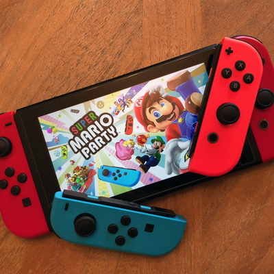 Mario Kart and other Nintendo Switch games for $45