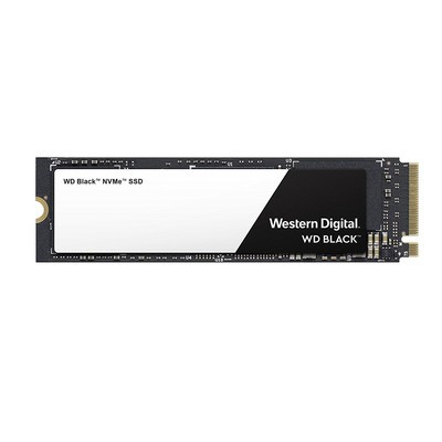 WD Black 500GB NVMe M.2 solid state drive