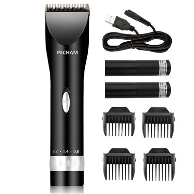 PECHAM Professional Cordless Hair Clippers