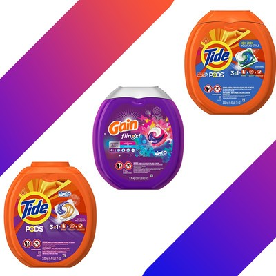 Save $3 Off Your Choice of  Laundry Pods