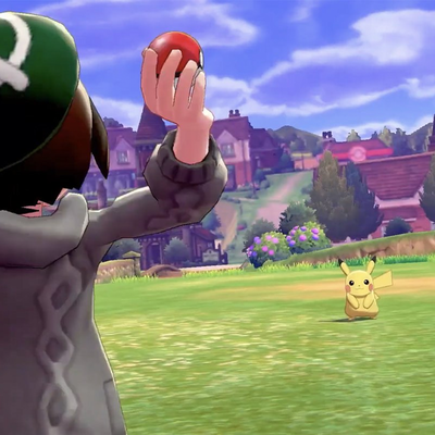 Prime members get $10 of Amazon credit with their pre-order of Pokémon Sword or Shield