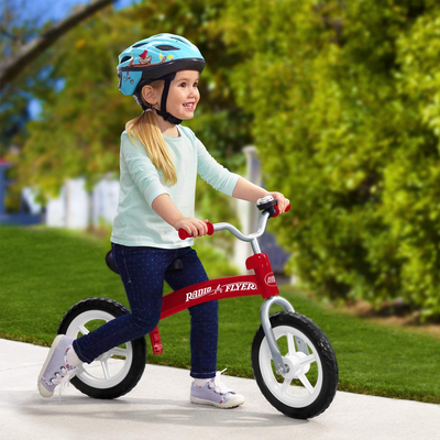 Kids can learn to ride with Radio Flyer's Balance Bike at its best price ever