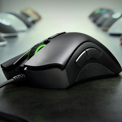 Razer's DeathAdder Elite gaming mouse has matched its $40 Black Friday price