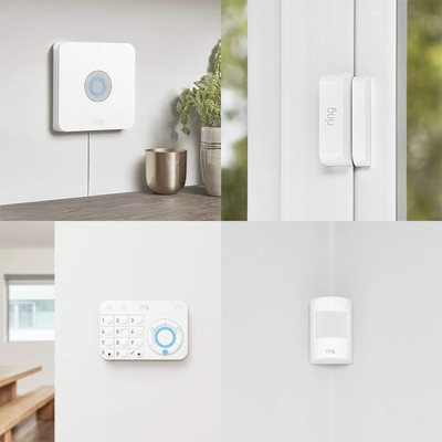 Ring Alarm 5-piece system