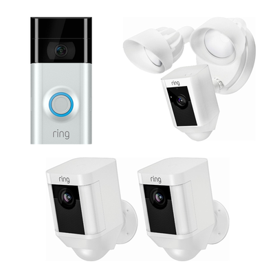 Save 20% on select Ring devices