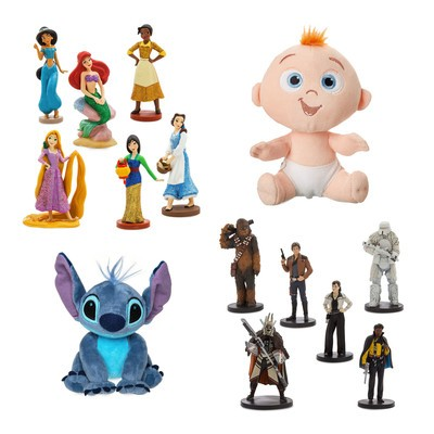 Disney has free shipping on all orders today, and prices start at only $2