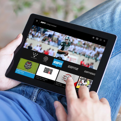 Sign up to stream with Sling TV and save 40% on your first three months