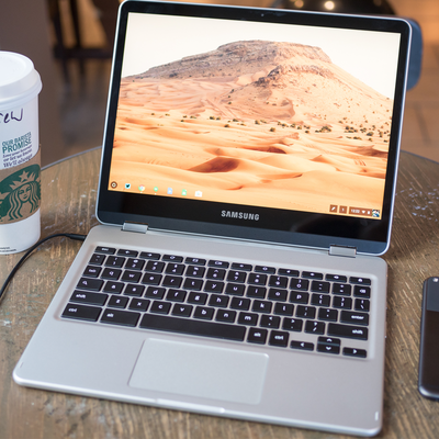 Get to work on a Samsung Chromebook with up to 31% off in this one-day sale
