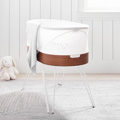 New parents can keep sleeping with the app-enabled Snoo Smart Sleeper for $810