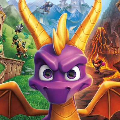 Spyro Reignited Trilogy - Free Fiery Return Theme for PlayStation 4