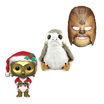 Save up to 30% on Star Wars toys, electronics, bedding, and more, you can