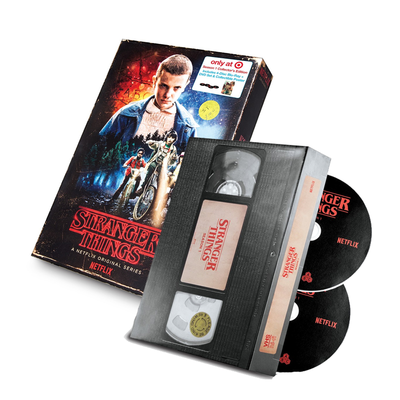 Stranger Things Season 1 Collector's Edition: Target Exclusive